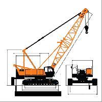 ACX 250 Crawler Crane