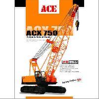 ACX750 Crawler Crane