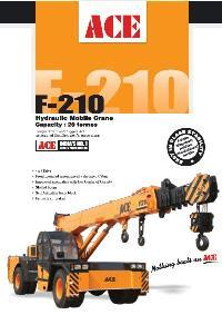 NextGen Cranes (F 210)