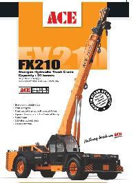 NextGen Cranes (FX 210)