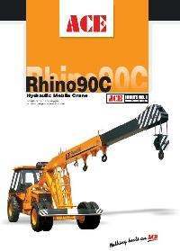 Pick And Move Cranes (Rhino 90C)
