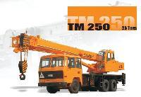 Truck Mounted Crane (TM 250)