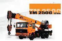 Truck Mounted Cranes (TM 250C)