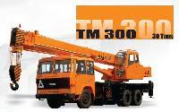 Truck Mounted Cranes (TM 300)