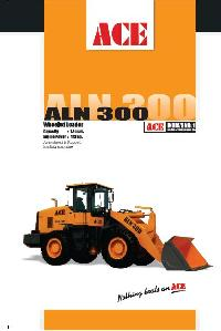 Wheel Loader (ALN 300 - Front Back)