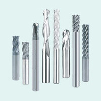 Brazed Carbide End Mill