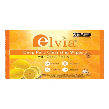 Deep Pore Cleansing Wipes