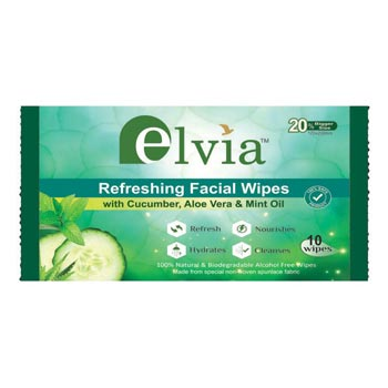 Refreshing Facial Wipes