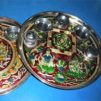 Silver Meenakari Products