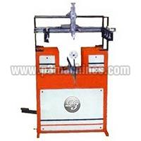 Manual Round Screen Printing Machine