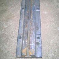 Cast Iron Rail