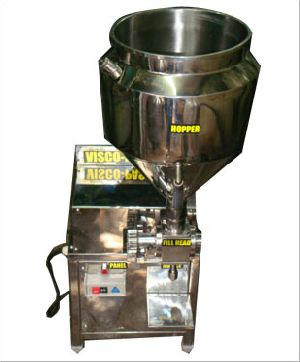 Compact Paste Filling Machine