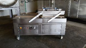 Double Vacuum Pack Sealing Machine