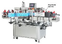both side sticker labeling machine