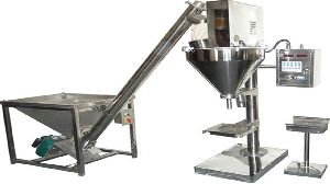 Semi Auger Filling Machine