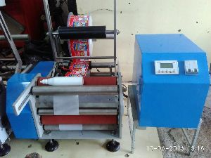 Semi Sticker Labelling Machine