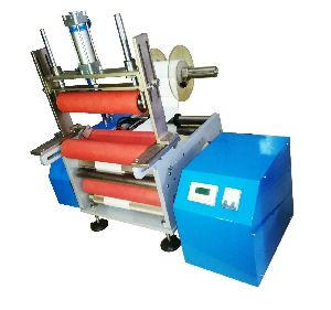 Semi Sticker Pneumatic Labelling Machine