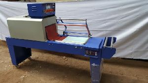 Shrink Tunnel with L Type Sealing Machine