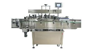 Top Side Sticker Labelling Machine