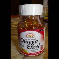 Omega 3 Fish Oil Soft Gel Capsules
