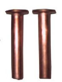 Copper Flat Head Rivets