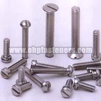 Stainless Steel Machine Screws 02