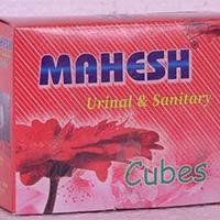 Mahesh Urinal Cubes