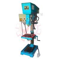 20mm Cap. Drilling Cum Tapping Machine