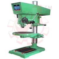 35mm Cap. Pillar Drilling Machine