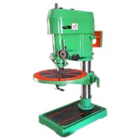 JIP38 : 38mm Cap. Pillar Drilling Machine 04