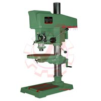 JIP25 : 25mm Cap. Pillar Drilling Machine