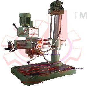 JIR38G : 38mm Cap. Geared Radial Drilling Machine