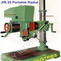 Portable Radial Drilling Machines