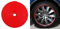 rubber wheel rims