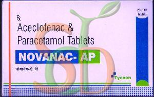 Novanac-AP Tablets