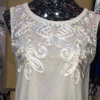 Fancy Ladies Embroidery Tops