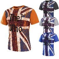 Men Round Neck T-Shirt 03