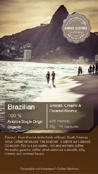 Brazilian Nespresso Compatible Coffee Capsules 02