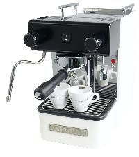 Expobar Office Semi Automatic White Coffee Machine
