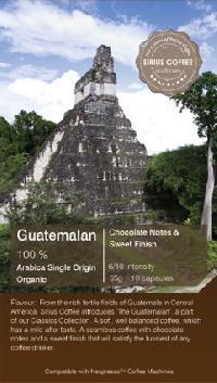 Guatemalan Nespresso Compatible Coffee Capsule 02