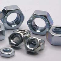 Plain Hex Nuts
