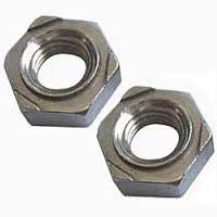 Welded Hex Nuts