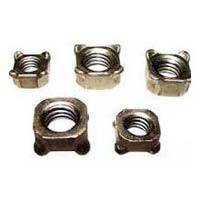 Welded Square Nuts