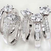 Certified Diamond Rings