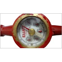 Mechanical Hot Water Meter