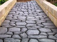 cobblestone mould