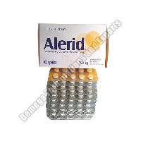 Alerid Cold Tablets