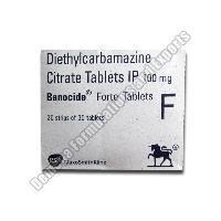 Banocide Forte Tablets