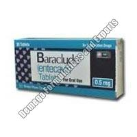 Baraclude Entecavir Tablets