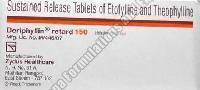 Deriphyllin Retard Tablets